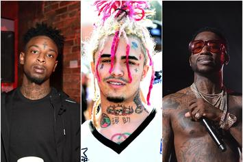 """Listen To Lil Pump's """"Gucci Gang"""" Remix With Gucci Mane, 21 Savage & More"""