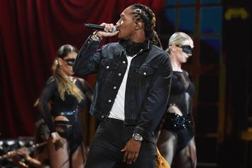 "Future Shares 2 Video Previews For ""What A Time To Be Alive"""