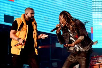 """Drake & Future's """"What A Time To Be Alive"""" Mixtape Art Was Purchased From Shutterstock"""