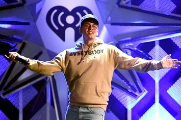 "Logic Says He's Still A Hip-Hop ""Outsider"""