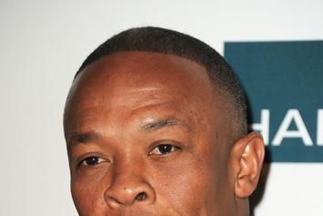 """Dr. Dre To Donate """"Compton"""" Soundtrack Royalties For New Performing Arts Center"""