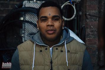 """Kevin Gates Offers Opinion On Obama: """"Get this N---a Out of Office"""""""