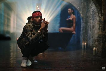 """BTS Photos Of Kid Ink's """"Be Real"""" Video Featuring Dej Loaf"""