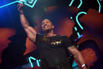 """The Rock x Under Armour Launch New """"Project Rock"""" Collection"""