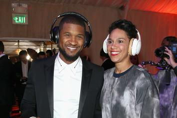 Usher Engaged To Longtime Girlfriend & Manager Grace Miguel