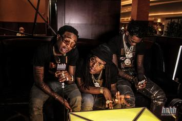 Migos Allegedly Jumped, Quavo Robbed Of Chain In DC [Update: DC Rappers Claim To Have Chain]
