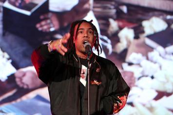 Vic Mensa Challenges Killer Mike's Stance On Gun Control