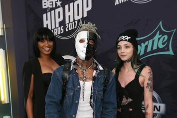 XXXTentacion Reportedly Fears Extortion From Girl He Hit In Video