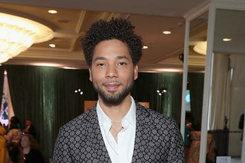 """""""Empire"""" Is A """"Hip-Hop Game Of Thrones"""" According To Jussie Smollett"""