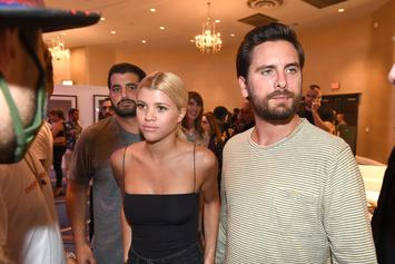 Sofia Richie & Scott Disick Vacation In Cabo With His Children