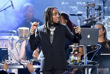 """Quavo's """"Walk It Talk It"""" Verse Quoted By MSNBC Reporter"""