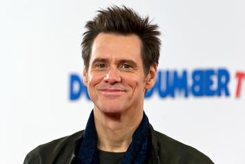 Jim Carrey Mocks Donald Trump In Absurd New Portrait