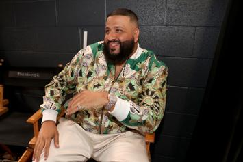 """DJ Khaled """"Represents His Homeland"""" For Esquire Middle East Cover"""