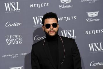 "The Weeknd's ""My Dear Melancholy,"" Expected To Debut At #1 On Billboard 200"