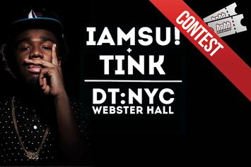 Ticket Giveaway: Downtown Fest With Iamsu! & Tink In NYC