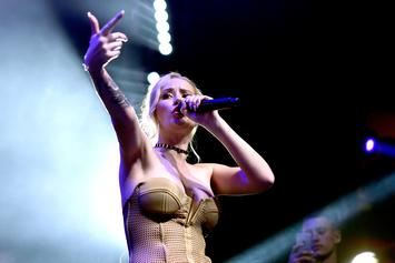"Iggy Azalea Wants Haters To ""Get The F-ck Up Off Her Drip"" In Song Preview"