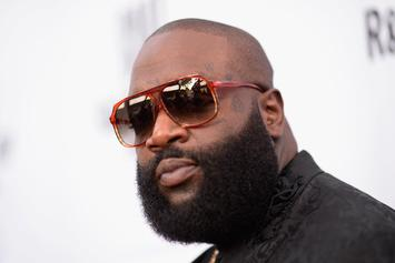 Rick Ross Shuts Down Rumors That He Wears A Lace-Front Wig
