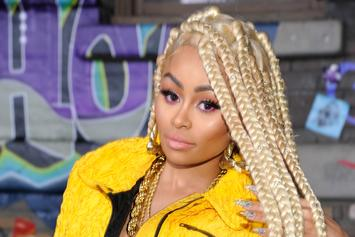 Blac Chyna Laughs Off Rob Kardashian Custody Battle After Stroller Fight
