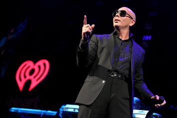 Using The 'Harlem Shake' Beat, Pitbull Disses Lil' Wayne Over Miami Heat Rant