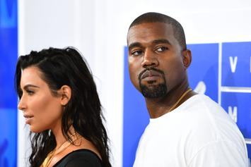 Kim Kardashian Posts Another Easter Pic With Baby Chicago & Kanye West