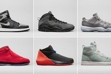 Jordan Brand Reveals Select Styles For Summer Collection