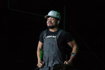 Chance The Rapper Sends Sweet Message To Cardi B Celebrating Debut Album