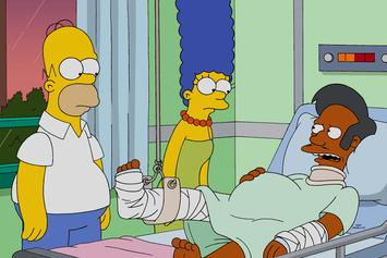 """The Simpsons"" Address Apu Stereotype Criticism In A Questionable Manner"