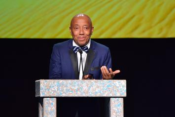 """Russell Simmons Accused Of Groping """"RHONY"""" Star Luann De Lesseps"""