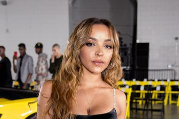 """Tinashe & Her """"Boo Thang"""" Ben Simmons Ride Top Down In Philadelphia"""