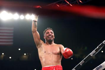 """Andre Ward To Host Boxing Reality Show """"The Contender"""""""