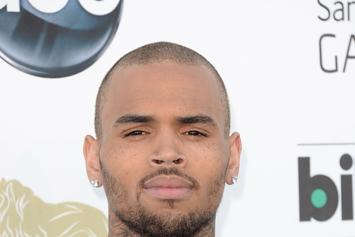 Chris Brown Ordered To Remove Graffiti From Outside His Hollywood Hills Home [Update: Brown Fined, Reacts On Twitter]