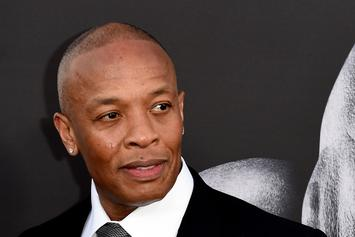 Dr. Dre Talks On New Academy At USC & Being Inspired To Get Back In Studio