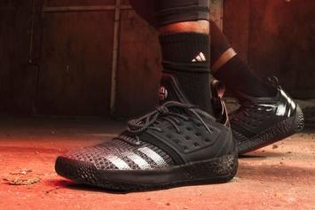 """Adidas Launches """"N13HTMARE"""" Campaign For Harden's New Shoe"""