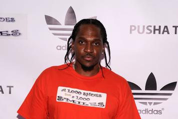 """Pusha T Pushes Back """"My Name Is My Name"""" A Month"""