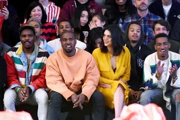 """Kendall Jenner Says Kanye West Inspires Her With His """"Very Creative Mind"""""""