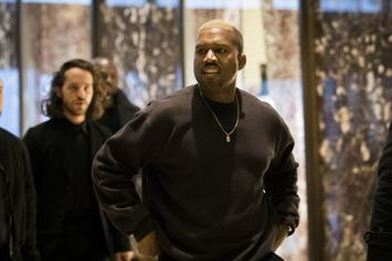 Kanye West Returns To Twitter; Sends A Jab At Nike In His First Tweet