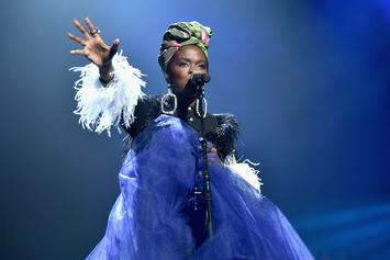 """Lauryn Hill Announces 20th Anniversary Tour For """"The Miseducation Of Lauryn Hill"""""""