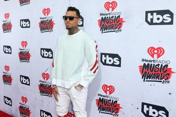 Chris Brown Reveals Michael Jackson & Prince Quotes As His Motivation To Work Hard