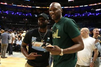 Lamar Odom Plotting Return To Basketball Overseas