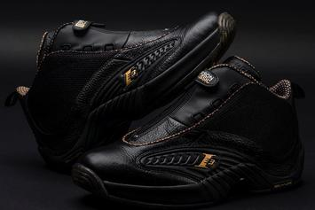 Allen Iverson Unveils Reebok Answer IV For Roundball Classic