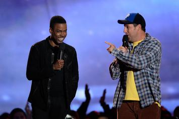 "Netflix Debuts ""The Week Of"" Trailer Featuring Chris Rock & Adam Sandler"