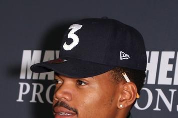 Chance The Rapper Covers The Source