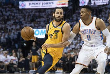 """Russell Westbrook On Rubio's Triple Double: """"'I'm Gonna Shut That S--- Off"""""""