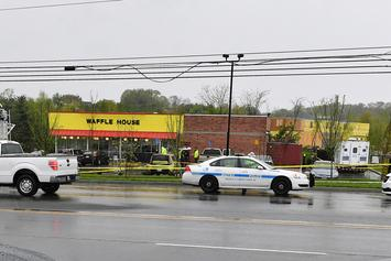 Naked Gunman Opens Fire In Nashville Waffle House Killing Four