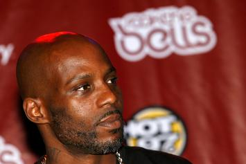 "DMX Wants To Fight & ""Piss On"" George Zimmerman"