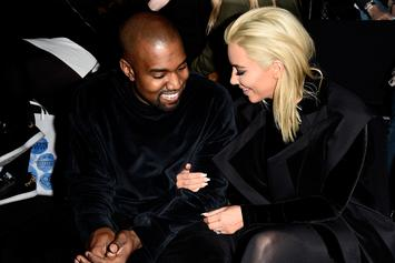 Kanye West's Return Cemented With Endearing New Family Photo