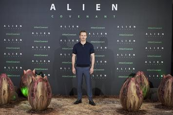 """Watch A Five Minute Preview Of """"Alien: Covenant"""""""