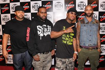 "Royce Da 5'9"" Addresses KXNG Crooked's Slaughterhouse Departure"