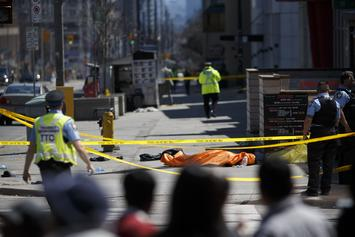 Van Strikes Multiple Pedestrians In Toronto, Kills 10 & Injures Another 15