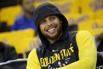 Steph Curry Signs Film & TV Deal With Sony Pictures
